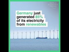 Germany blazes past US, setting new record for renewable energy production - NationofChange