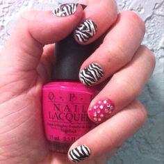 My nail creation! <3