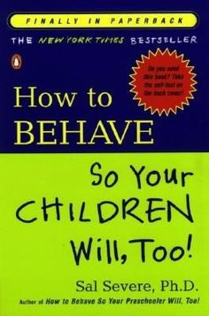 The BEST parenting book!