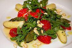 Spargel - Erdbeer - Salat (Rezept mit Bild) von Regine | Chefkoch.de. Wirklich sehr lecker!