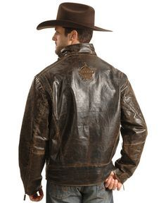 cf09bf4bf54d5 Image result for burnished leather sheriff jacket buyma