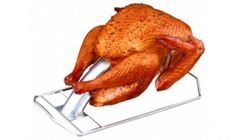 This little gadget is so cool! Makes a really good juicy turkey. Cooking with the Camp Chef Turkey Cannon Infusion Roaster - FiredUpFood.com