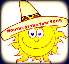 January Song: Great song to teach children about the months of the year. Children will not only learn the names of the months, but also be familiarized with the sights and signs of different months. Have fun singing! Teaching Tools, Teaching Kids, Kids Learning, Preschool Music, Preschool Activities, Music Education, Kids Education, Special Education, School Videos