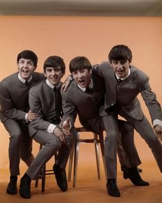 Sometimes I get sad because I remember that the Beatles could never love me but then I remember how . the beatles Paul McCartney john lennon ringo starr george harrison McLennon Starrison applescruff-s Ringo Starr, George Harrison, Paul Mccartney, John Lennon, Liverpool, Great Bands, Cool Bands, Lps, Die Beatles