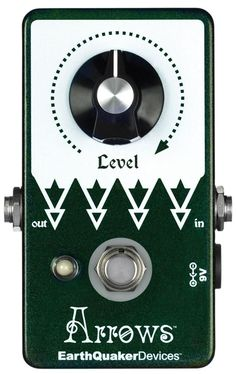 Earthquaker Devices The Arrows Preamp Boost