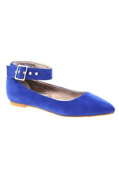 24 Lovely Ankle-Strap Flats To Start The New Year RIGHT  #refinery29
