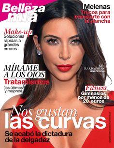Revista #BELLEZA MÍA 116. #Makeup, soluciones rápidas a grandes errores. #Melenas, trucos para manejarte con las planchas. #Fitness y #gimnasios. Nos gustan las #curvas, se acabó la dictadura de la delgadez.