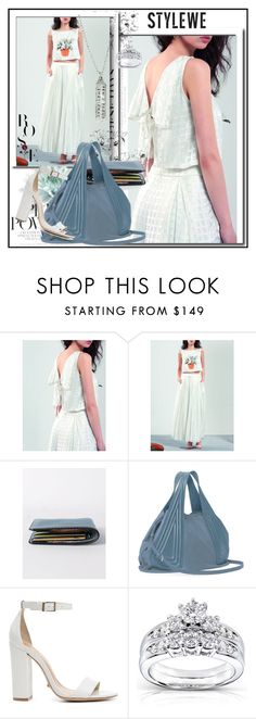 """""""stylewe"""" by lip-balm ❤ liked on Polyvore featuring Schutz, Kobelli, Summer, office and polyvoreeditorial"""