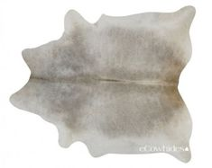 Grey Palomino Brazilian Cowhide Rug Cow Hide Rugs: by eCowhides