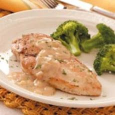 Recipe: Lemon thyme chicken