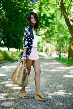 MODA - ESTAMPA FLORAL - Juliana Parisi - Blog