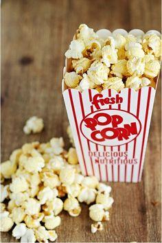 6 Scoop Popcorn Boxes