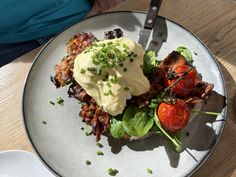 Breakfast Around The World, Cress, Coriander Seeds, Roasted Tomatoes, Poached Eggs, Avocado Toast, Spinach, Bacon, Dishes
