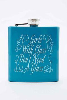 Flasque « Girls Class »