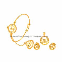 Pulsera señora pulseras hoja resorte símbolo Falling Leaf oro filigrana de acero inoxidable