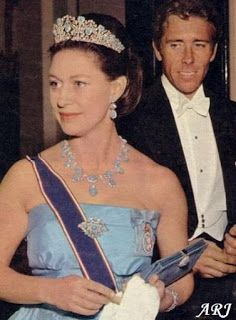 Princess Margaret, [sister of Elizabeth II] Countess of Snowden and husband Anthony Armstrong-Jones