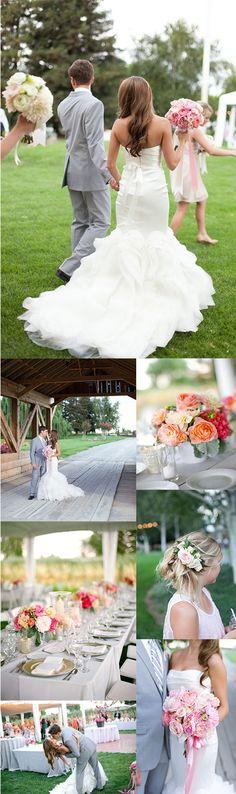 T & J Wedding