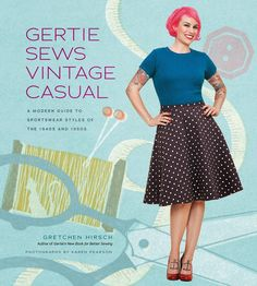 Gertie's New Blog for Better Sewing