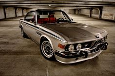 """1973 BMW E9 3.5 CSi... The first """"3 Series"""" coupe.  Arguably still the best."""