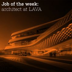 Job+of+the+week:+architect++at+LAVA
