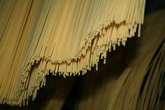 The art of making spaghetti