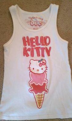 hello kitty tank top
