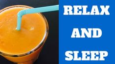 Healthy Smoothie LOWERS anxiety and Helps you SLEEP BETTER | Natural Rem...