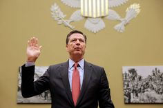 Two revealing, if largely unnoticed, moments came in the middle of FBI Director Jim Comey's Wednesday testimony before the House Judiciary ...