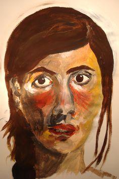 2012 Portraits, Painting, Art, Head Shots, Painting Art, Paintings, Kunst, Paint, Draw