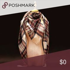 Beautiful Oversized Scarf Brand new Boutique Accessories Scarves & Wraps