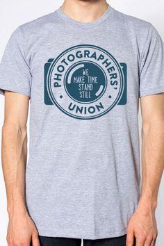 Photographers' Union Men Tee