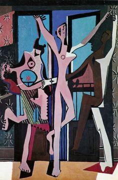 Dance - Pablo Picasso, 1925