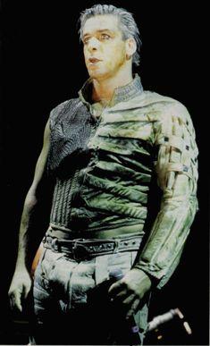 Till Lindemann in the LAB era (circa 1998)