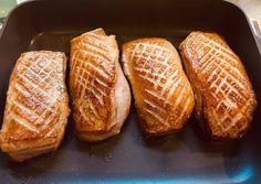 Kacsamell sütve 🦆♨️🍽🍷 | Á. Kovács Mariann receptje - Cookpad receptek Baked Potato, Carne, Grilling, Food And Drink, Bread, Baking, Ethnic Recipes, Christmas, Cooking