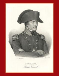 EMPEROR NAPOLEON I ~1801 Bonaparte as Premier consul.