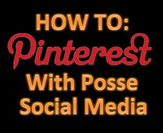 HOW TO: Let Others Pin to your Pinterest Boards | Posse Social Media