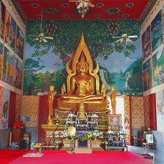 """Ein neuer Blogbeitrag ist online. Dieses mal geht's um die schönsten Tempelanlagen auf Koh Samui und einen kleinen Rundumblick über einen Typen namens Buddha, Wiedergeburt und die Bedeutung des Wortes """"Karma"""". Link zum Beitrag findet ihr wie immer in der Bio ❤✌ #blogger #germanblogger #ReiseBlog #reiseblogger #kohsamui #samui #kosamui #Tempel #watplailaem #Buddha #Buddhismus #Karma #wiedergeburt #Thailand #worldtraveller #travel #Traveller #travelgram #traveldiary #travelphotography…"""