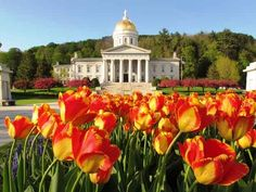 Montpelier, Vermont | 24 Charming Small New England Towns You Absolutely Need To Visit