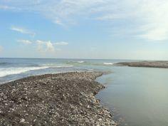 Desembocadura Rio Nizao, Bani