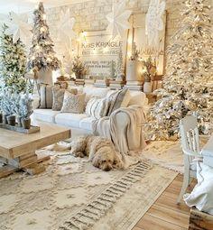 Christmas Tree Forest – The Best Ideas Christmas Tree Forest, Days To Christmas, Noel Christmas, White Christmas, Christmas Countdown, Christmas Salon, Christmas Christmas, Christmas Wreaths, Farmhouse Christmas Decor