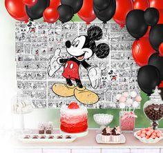 Mickey Mouse: Póster para Photo Call para Descargar Gratis. Free Poster Printables, Templates Printable Free, Party Printables, Mickey Mouse Free Printables, Imprimibles Mickey Mouse, Imprimibles Paw Patrol, Mickey Mouse Photos, Mickey Mouse Parties, Mickey Decorations