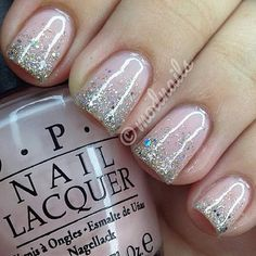 I love these girly #nails by Ivette Dubois! Great designs- check out their page now! - @hairandnailfashion #webstagram