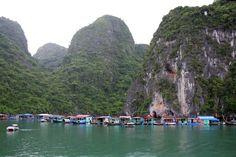 Bahía Halong, en #Vietnam