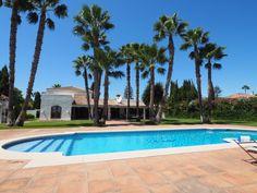 Villa for rent in Sotogrande with unique views to the River Guadiaro and Coastline