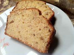 Οι καλύτερες συνταγές μου... με μπαχαρικά και μυρωδικά: Μπανάνα-κέικ χωρίς μίξερ!