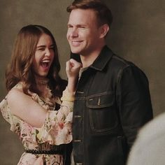 Kaylee Bryant and Matthew Davis as Milena Xanthopolous and her grandfather Emilian Hennessey The Vampire Diaries Characters, Vampire Diaries Cast, Vampire Diaries The Originals, The Cw, Matthew Davis, Photoshoot Bts, Character Aesthetic, Drama, Movie Tv
