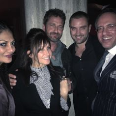 Saw #doctorstrange tonight... LOVED IT! Really smart and cool. Nice afterparty  thank you Andrew at #filmsociety @donnadcruz1 @gerardbutler @nick #andrewsaffir