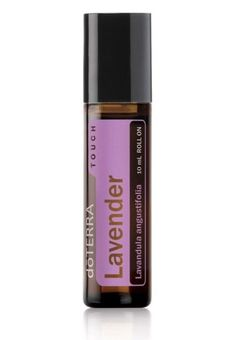 doTERRA essential oils Lavender Touch 9ml Factory Sealed Free Shipping   eBay