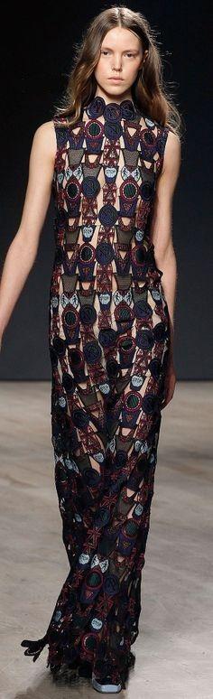Fall 2014 Ready-to-Wear Mary Katrantzou