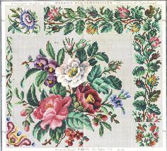 Sajou-Paris: Woolwork Patterns